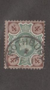 Great Britain # 133 Used