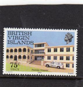 British Virgin Island  Peoples Hospital   MNH