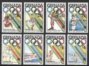 1989 Grenada 1961-1968 1988 Olympic Games in Seoul 12,00 €