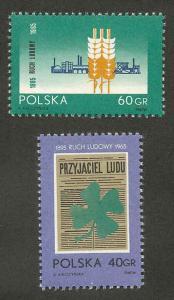 Poland 1322-1323 Mint VF LH