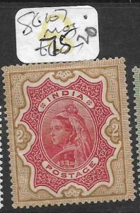 INDIA  (P0610B) QV  2R  SG 107  MOG