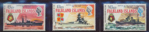 Falkland Islands Stamps Scott #237 To 240, Mint Never Hinged - Free U.S. Ship...