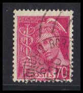 France Used Fine ZA5115