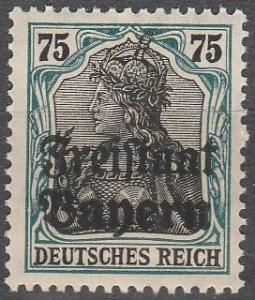 Bavaria #186  MNH F-VF (SU2586)