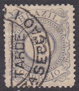 Brazil Sc #93 Used