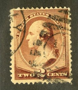 US 210 USED FANCY CANCELS BIN $2.00