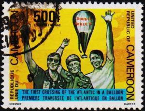 Cameroun. 1979 500f. S.G.871 Fine Used