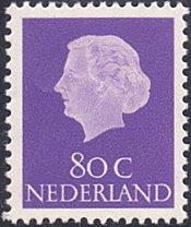 Netherlands # 359 mnh ~ 80¢ Queen Juliana