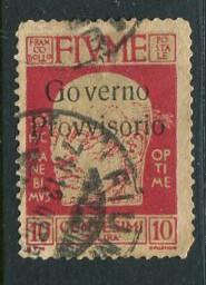 Fiume #135 Used (Box1)