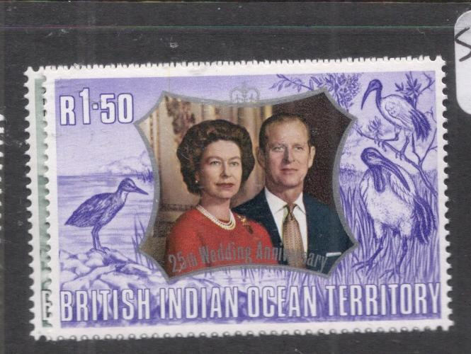 British Indian Ocean Territory SC 48-9 MNH (9dhy)