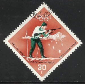 Hungary 1968 Scott# 1872 Used