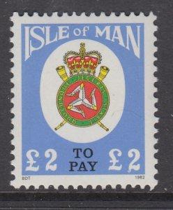 Isle of Man J24 MNH VF