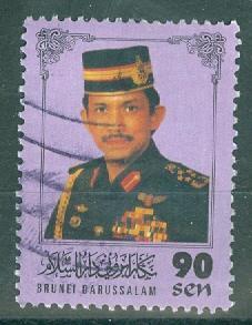 Brunei - Scott 511