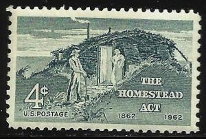 United States 1962 Scott# 1198 MNH