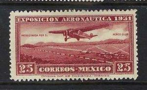 MEXICO C37 MOG AIRPLANE Z6645