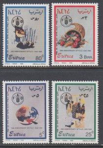 Eritrea 256-258 MNH VF
