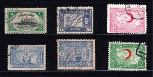 Turkey Stamp  USED S TAMPS COLLECTION LOT #2