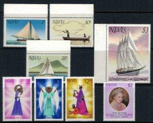 Nevis #113-20* NH  CV $3.00