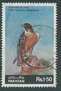 Pakistan #663 Used (Box2)