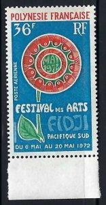 French Polynesia C86 MNH W898