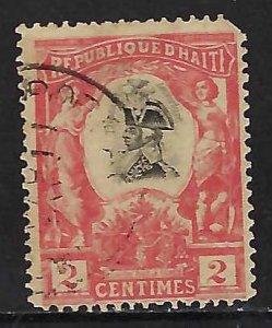 Haiti 83 VFU Z6281-6