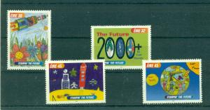 Ireland - Sc# 1242-5. 2000 Kids Stamp Designs. MNH $4.55.