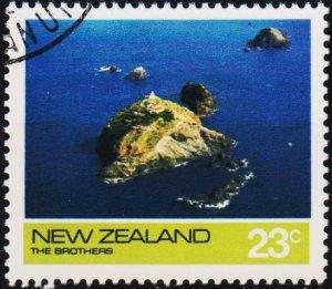 New Zealand. 1974 23c S.G.1064 Fine Used