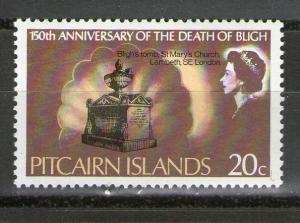 Pitcairn 87 MNH