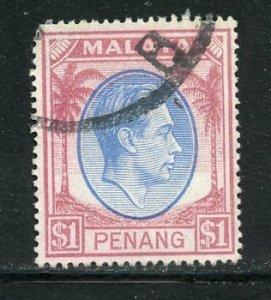 Penang # 20, Used. CV $ 3.00