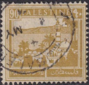 Palestine 1927 SC 79 Used