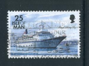 Isle of Man 548  Used (1)