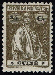 Portuguese Guinea #160 Ceres; Unused (4Stars)