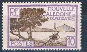 New Caledonia 140 MLH Bay of Paletuviers (N0584)+