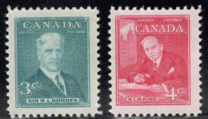 CANADA Scott 303-304 MNH** 1951 set