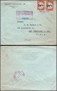 Goldpath: Guatemala registered cover 1915, to U.S.A.  _CV23_P12