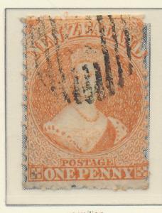 New Zealand Stamp Scott #31, Used - Free U.S. Shipping, Free Worldwide Shippi...