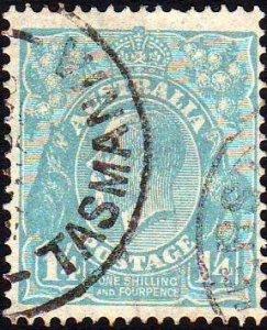 Australia #124 1932 USED