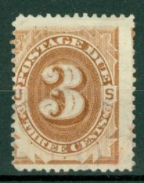 USA - Postage Due - Scott J3
