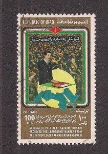 IRAQ SC# 954   FVF/U 1979