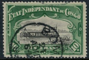 Belgian Congo #30  CV $50.00