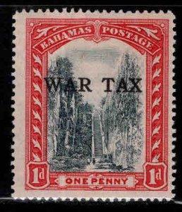 Bahamas Scott MR5 MH* War Tax stamp