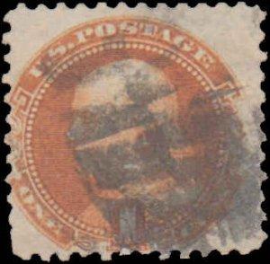 United States #112, Incomplete Set, 1869, Used