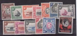 Kenya Uganda Tanganyika #66 \ #85 VF Mint