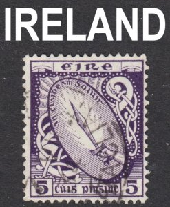 Ireland Scott 72  wtmk 44  F to VF used.