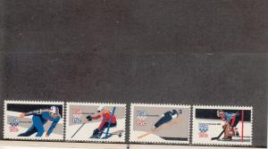 UNITED STATES 1795A-1798A MNH 2019 SCOTT SPECIALIZED CATALOGUE VALUE $4.40