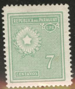 Paraguay Scott 272 MH*