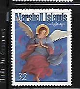 MARSHALL ISLANDS, 670, MNH, ANGEL