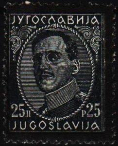 Yugoslavia. 1934 25p S.G.305 Mounted Mint