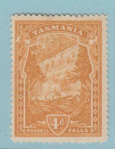 TASMANIA 106 MINT HINGED OG * NO FAULTS VERY FINE!