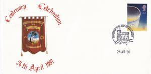 GB 1991 Berkshire Provincial Chapter Centenary Celebration Cover VGC